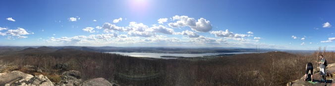 The View from Mount Beacon