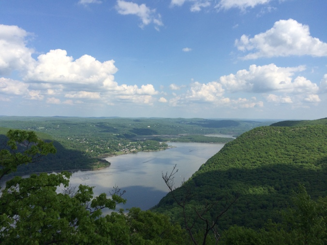 View from Storm King Mountain